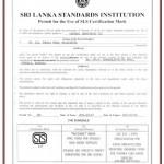 SLS 147 – PVC Pipes